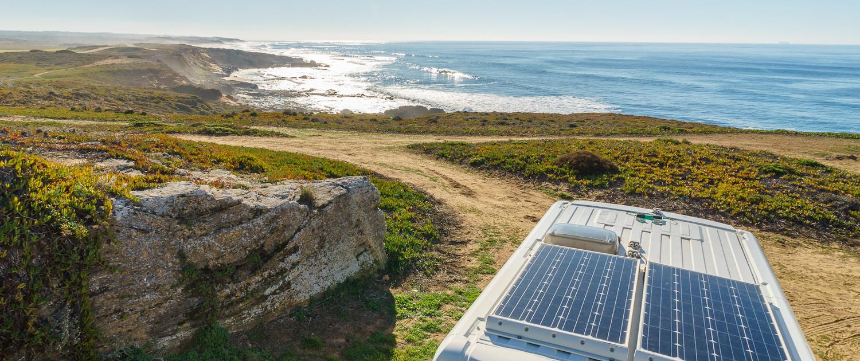 Autark mit Solaranlage